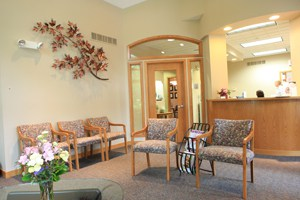 Huisman Dental Waiting Room